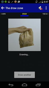 Draw from a paper bag