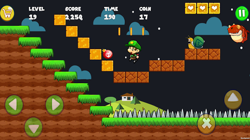 Super Bob's World : Free Run Game  screenshots 3