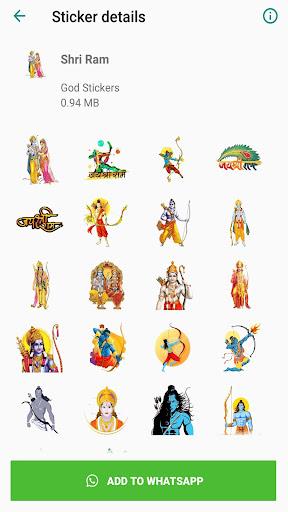 All God Stickers screenshots 3