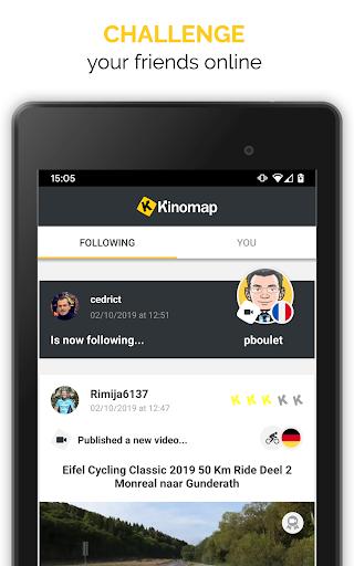 Kinomap - Indoor training videos  Screenshots 15