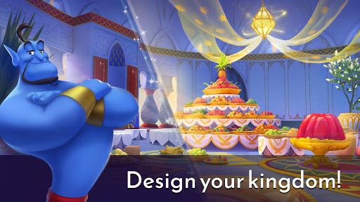 Disney Princess Majestic Quest: Match 3 & Decorate  screenshots 3