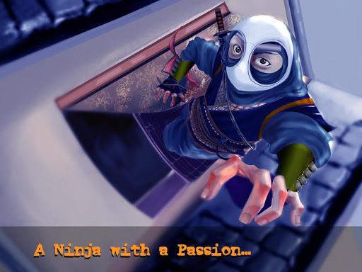ninja escape - endless running screenshot 1