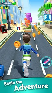 Download Subway Princess Runner (MOD, Unlimited Money) free on android 10