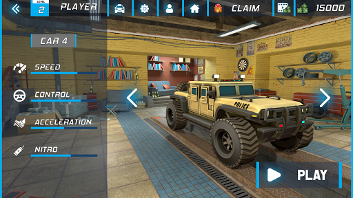 Police Chase Real Cop Driver 3d 1.5 screenshots 7