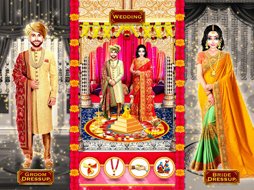 Royal South Indian Wedding Ritual & Fashion Salon  screenshots 7