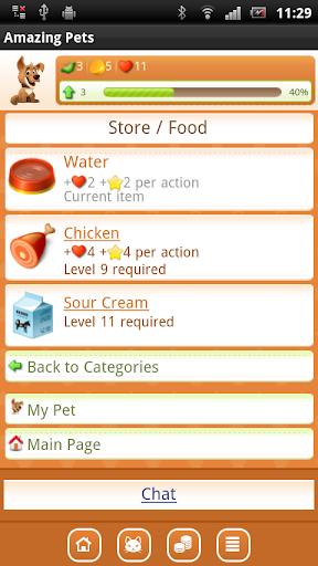 Amazing Pets - My Dog or Cat screenshots 2