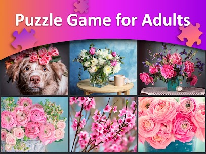 Free Jigsaw Puzzles for Adults HD Apk Download 2021 2
