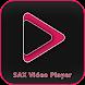 SAX Video Player - Full Screen All Format VidPlay