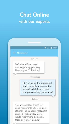 TUI Holidays & Travel App: Hotels, Flights, Cruise modavailable screenshots 3