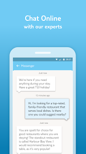 TUI Holidays & Travel App: Hotels, Flights, Cruise Screenshot