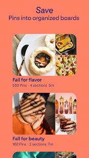 Pinterest 9.30.0 screenshots {n} 3