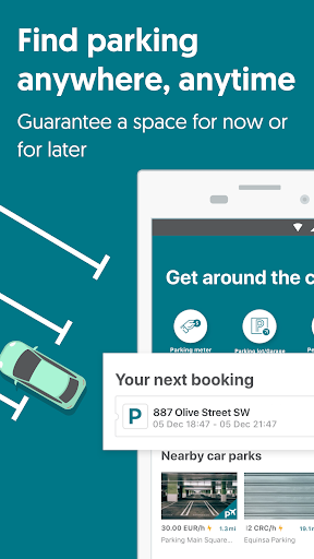 ElParking - Book your parking spot  screenshots 1