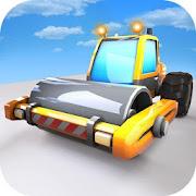 Heavy Excavator Road Roller Construction Machines