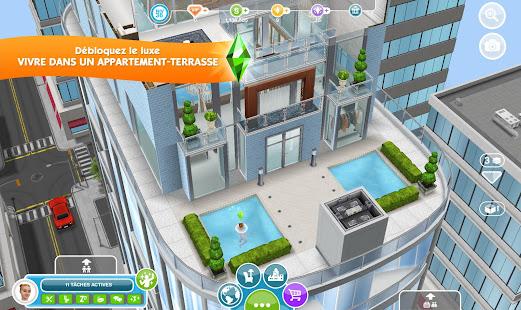 Les Sims™  FreePlay screenshots apk mod 1