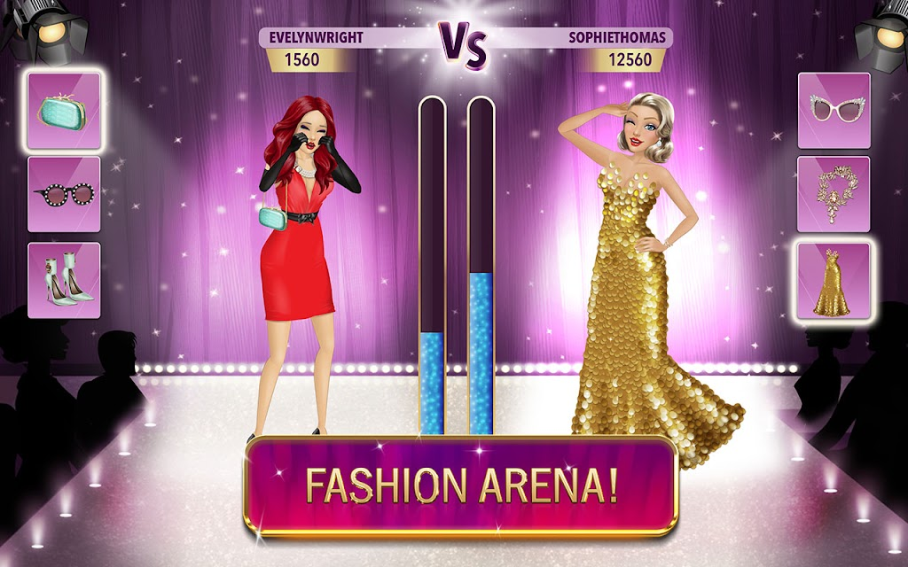 Hollywood Story: Fashion Star  poster 13
