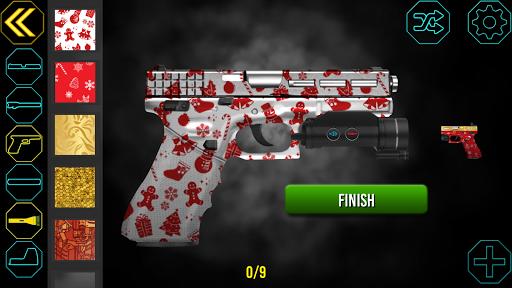 Gun Builder Custom Guns - Shooting Range Game 1.2.9 screenshots 3