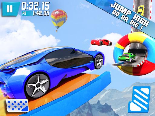 Mega Ramp Hot Car Stunt Race Off: Car Racing Games  Screenshots 6