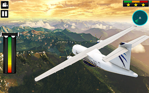 Plane Pilot Flight Simulator: Airplane Games 2019 1.3 screenshots 13