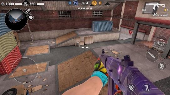 Critical Strike CS MOD APK (MEGA MOD/Unlimited Ammo) 6