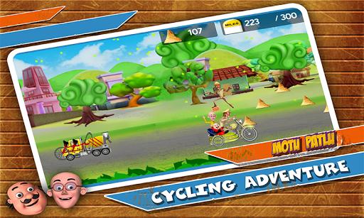 Motu Patlu Cycling Adventure 1.1.2 screenshots 5