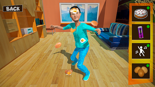 Scary Brother 3D - Siblings New family fun Games apkdebit screenshots 2