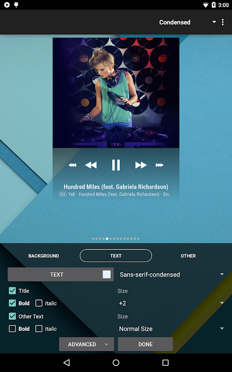 Poweramp Full Version Unlocker poster 16