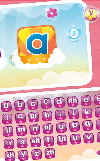 Shkruaj Shkronjat e Alfabetit Shqip  screenshots 12