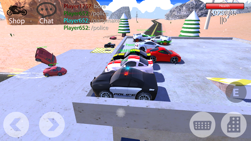 freeroam city online screenshot 1