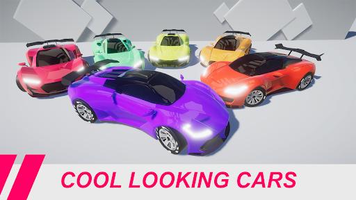 Velocity Legends - Crazy Car Action Racing Game  screenshots 1