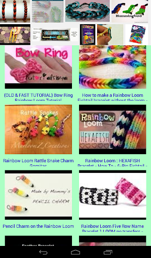 Rubber Band Loom Designs For PC Windows (7, 8, 10, 10X) & Mac Computer Image Number- 11