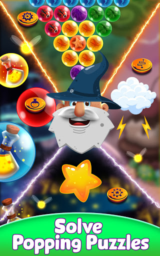 Bursting bubbles puzzles: Bubble popping game! 1.43 screenshots 5