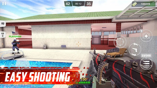 Special Ops: FPS PvP War-Online gun shooting games  screenshots 19