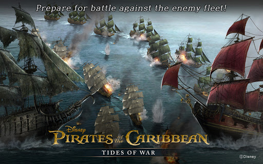 Pirates of the Caribbean: ToW 1.0.153 screenshots 4