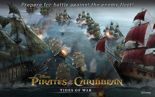 Pirates of the Caribbean: ToW Mod Apk