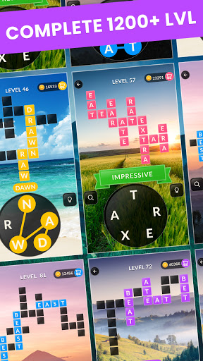 Wordsgram - Word Search Game & Puzzle 1.1.2 screenshots 4