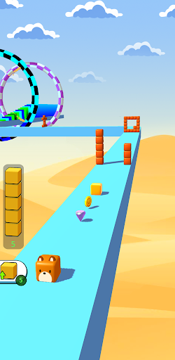 Cube Battle - Surfer Unstoppable 0.1 screenshots 10
