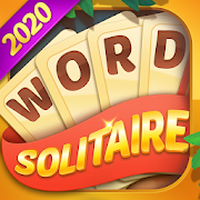 Word Card Solitaire