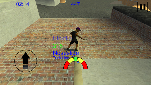 Skating Freestyle Extreme 3D 1.70 Screenshots 2