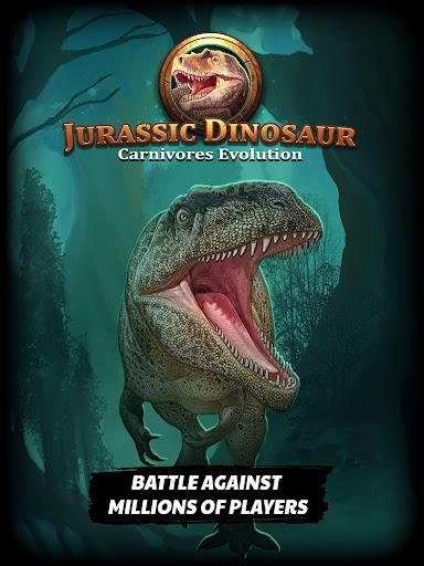 Jurassic Dinosaur: Carnivores Evolution - Dino TCG 1.4.14 Screenshots 6