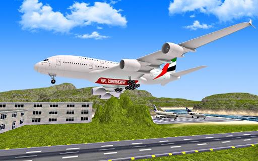 Airplane Fly 3D : Flight Plane apklade screenshots 1