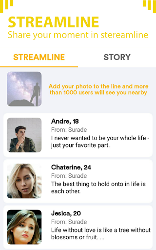 BeeTok : Bee talk and we chat, meet me date nearby 2.0.9 Screenshots 2