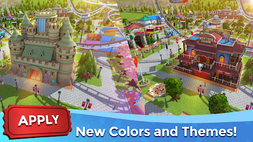 RollerCoaster Tycoon Touch - Build your Theme Park  screenshots 5