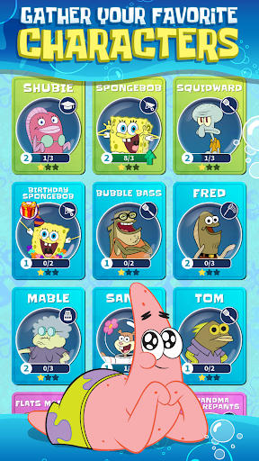 SpongeBobu2019s Idle Adventures screenshots 11