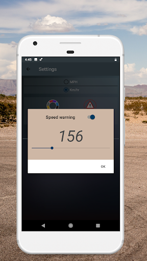 GPS Speedometer : Odometer: Trip meter + GPS speed 1.1.7 APK screenshots 5