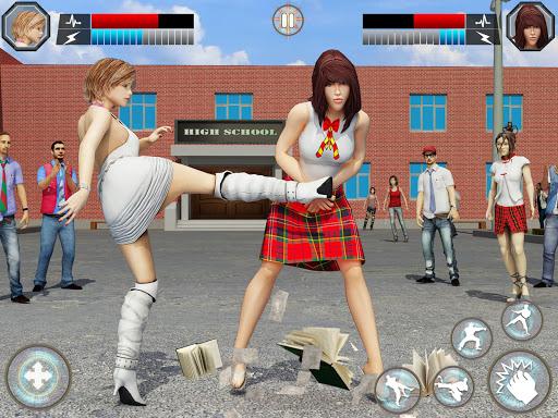 High School Bully Gangster: Karate Fighting Games 1.1.3 screenshots 8