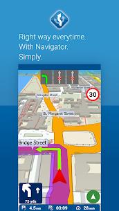 MapFactor Navigator v6.2.11 Mod APK 1