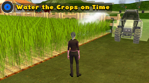Tractor Farming Driver : Village Simulator 2020 2.3 screenshots 4