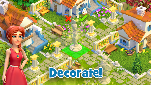 Land of Legends: Building games. Build your city apktram screenshots 21