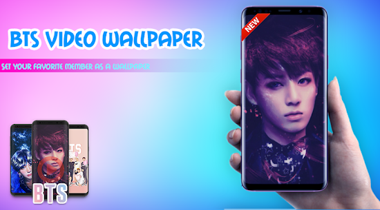 BTS Live Wallpaper Video For Pc (Download On Windows 7/8/10/ And Mac) 1