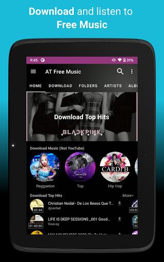 Video, Download, Music Free Player, MP3 Downloader apktram screenshots 18